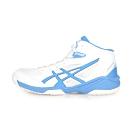 ASICS 大童籃球鞋 DUNKSHOT MB 8 白粉藍