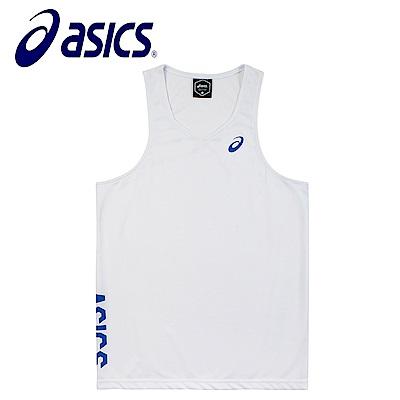 Asics 亞瑟士 籃球背心 男女款 K11807-01