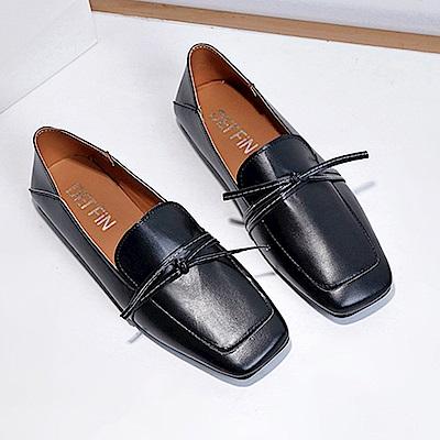 韓國KW美鞋館 韓國氣質極致動能懶人鞋-黑色