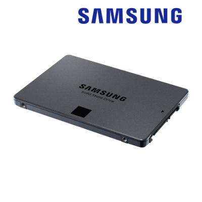 Samsung三星  870 QVO 1TB 2.5吋 SATAIII 固態硬碟 (MZ-77Q1T0BW)