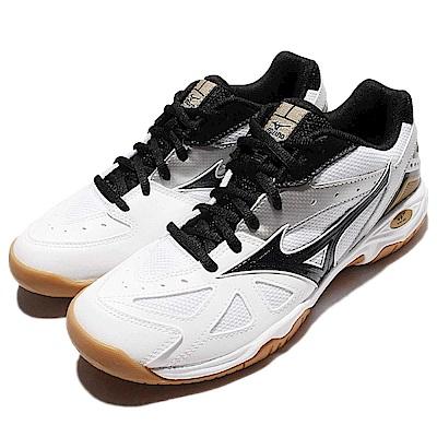 Mizuno 羽排球鞋 Wave Gate 4 低筒 運動 女鞋