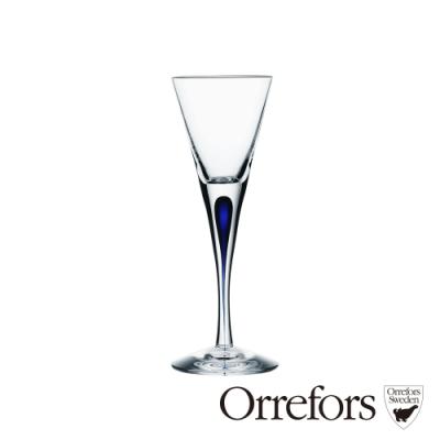 Orrefors 藍色之舞迷你烈酒杯60ml