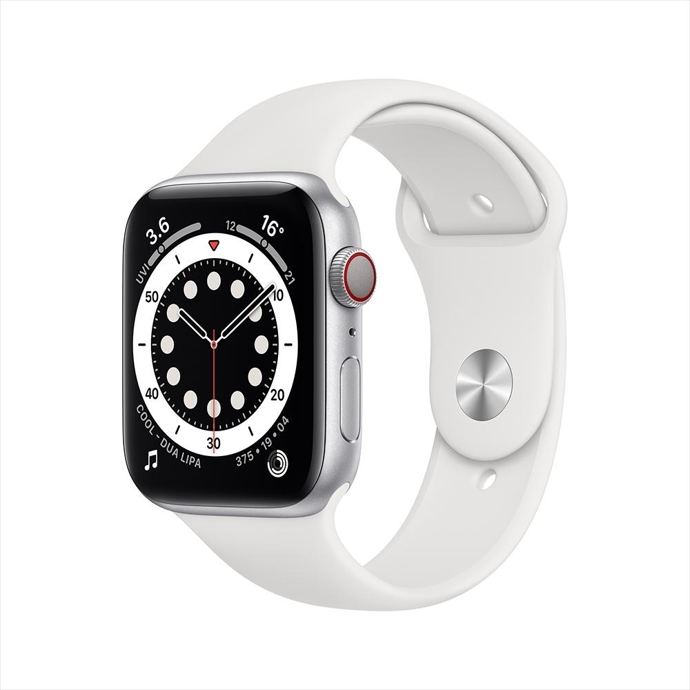 Apple Watch S6 40mm 鋁金屬錶殼配運動錶帶(GPS)