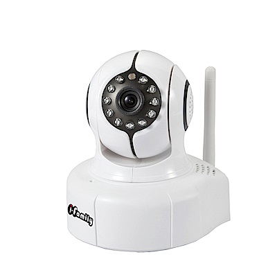 宇晨I-Family HD720P百萬畫素-H.264無線遠端遙控攝影機