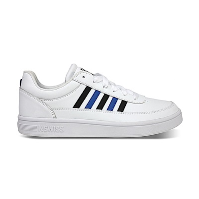 K-SWISS Court Clayton S時尚運動鞋-男-白/藍/黑