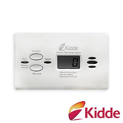 Kidde LED螢幕顯示一氧化碳偵測警報器KN-COPP-B-LPM