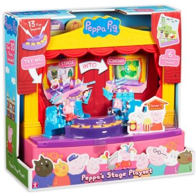 Peppa Pig 粉紅豬小妹 - 角色故事舞台組