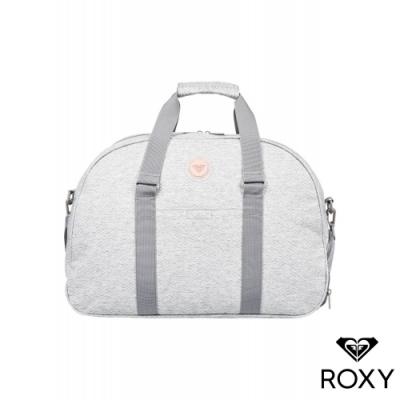 【ROXY】FEEL HAPPY HEATHER 旅行袋 灰