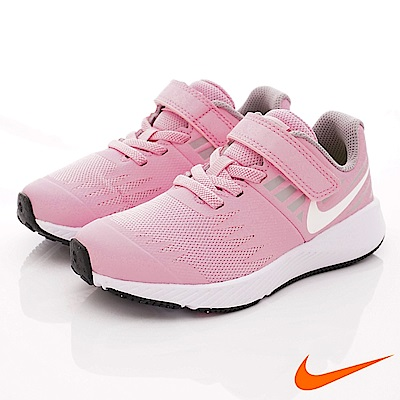 NIKE 針織休閒鞋款 NI21442-602粉(中小童段)