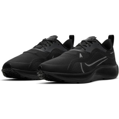 NIKE 運動鞋 慢跑鞋 緩震 小飛馬 訓練 健身 男鞋 黑 CQ7935001 AIR ZM PEGASUS 37 SHIELD