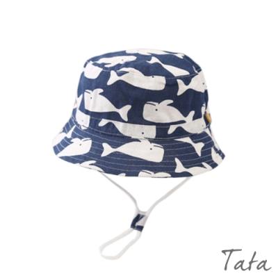 童裝 鯨魚印花漁夫帽 TATA KIDS