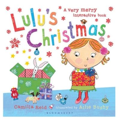 Lulu s Christmas 可愛Lulu過聖誕節趣味操作書