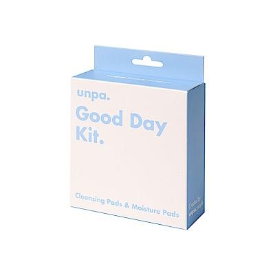 UNPA GOOD DAY KIT 洗卸保養組(超值6包入UP-007)