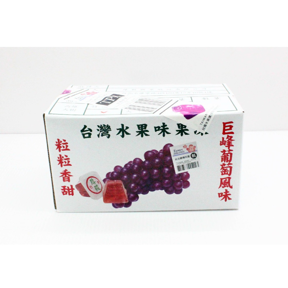 厚毅 台灣水果味果凍-葡萄味(400g)
