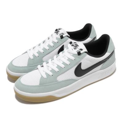 Nike 休閒鞋 SB Adversary 運動 男鞋 基本款 簡約 滑板 舒適 穿搭 球鞋 藍 白 CJ0887300