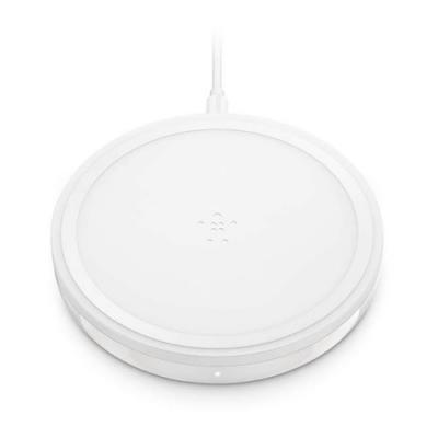 Belkin Boost Up 7.5W/10W 無線充電盤-白