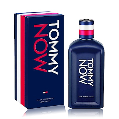 Tommy Hilfiger Tommy NOW 即刻實現噴式淡香水100ml EDT