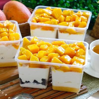 [美食村] 芒果雙響珠寶盒(4盒)