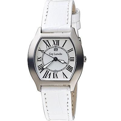 姬龍雪Guy Laroche Timepieces古典羅馬女錶(LW5047B-05)