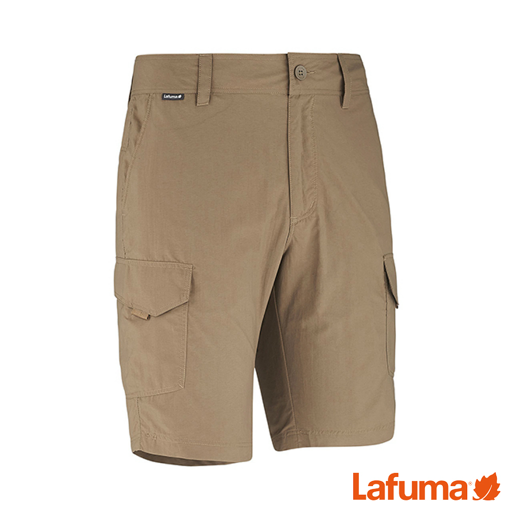 LAFUMA-男 CARGO 短褲-LFV113195442-卡其