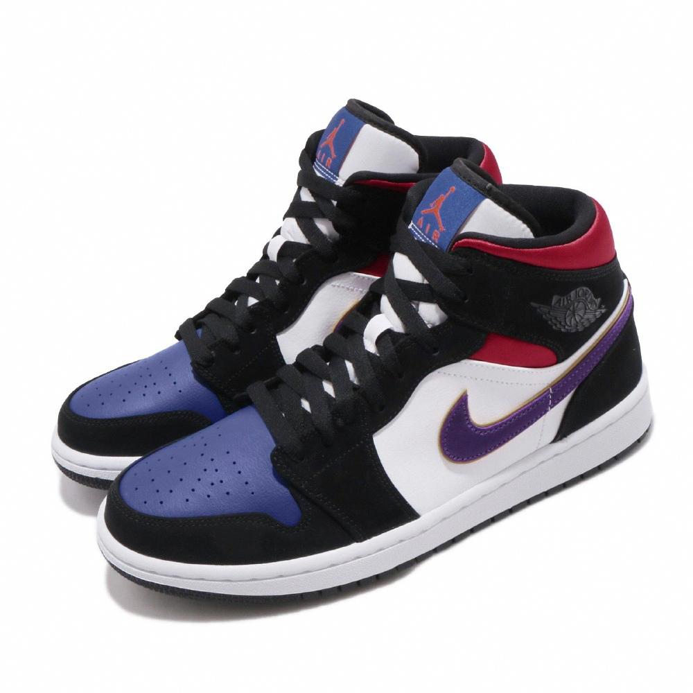 Nike Air Jordan 1 Mid 男鞋 | 休閒鞋 |