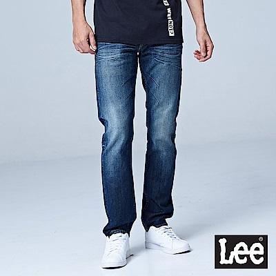 中腰標準小直筒牛仔褲/RG