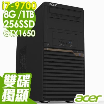 ACER P30F6 i7-9700/8G/1T+256/GTX1650/W10P