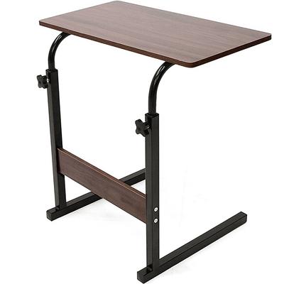 多功能高低床邊桌(書桌懶人桌床上桌.升降學習桌用餐桌.工作桌筆電桌電腦桌辦公桌.沙發桌演講桌講台.輕便兒童寫字桌子)