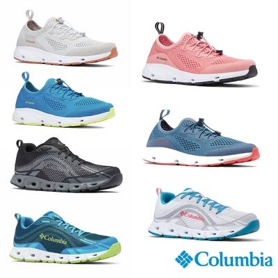 Columbia 哥倫比亞 男女款 - 多功能透氣健走鞋 / 水陸鞋