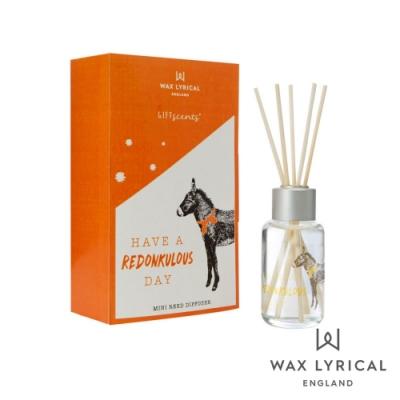 英國 Wax Lyrical Giftscents 禮品話語系列 室內擴香瓶-驢子 Redonkulous 40ml