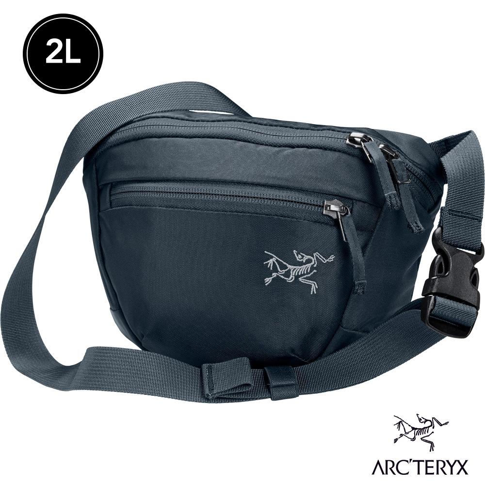 Arcteryx 始祖鳥 24系列 Mantis 2L 多功能腰包 幸運藍