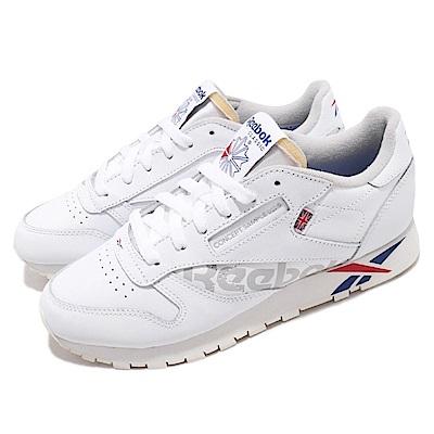 Reebok 休閒鞋 CL Leather MU 運動 男鞋