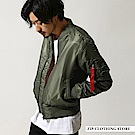MA-1鋪棉飛行外套(9色) ZIP日本男裝