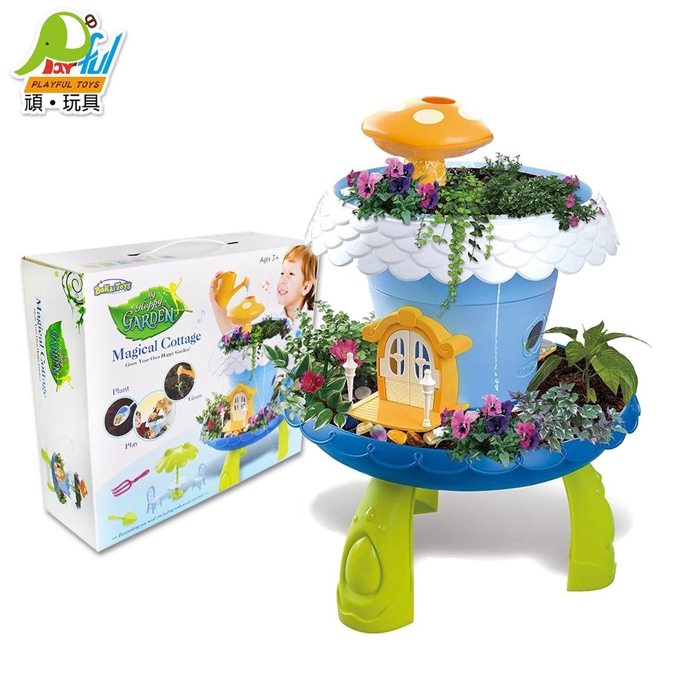Playful Toys 頑玩具 DIY花園小屋