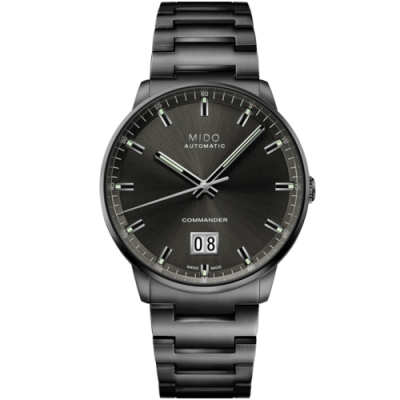 MIDO美度 COMMANDER大視窗機械錶(M0216263306100)