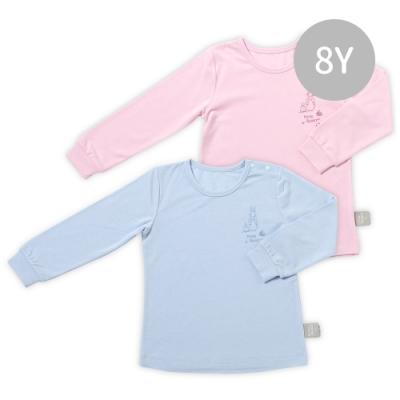 奇哥 雲朵比得單印側開衫-羊毛保暖布 8歲(2色選擇)