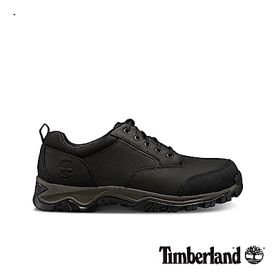 Timberland 男款深咖啡避震防滑低筒防水鞋|A11MO
