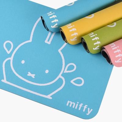 【Miffy米飛】頂吸 軟式珪藻土吸水地墊 沐浴 (60x40cm)