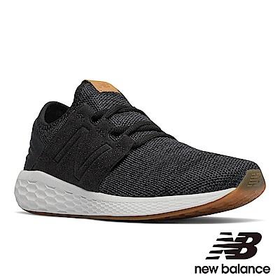 New Balance 緩震跑鞋 WCRUZKB2 女性 黑色