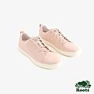 ROOTS女鞋- 派克皮革網球鞋 -粉