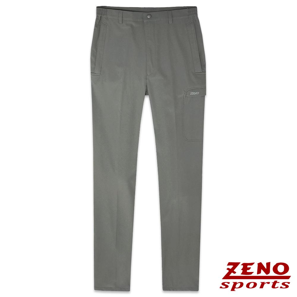 ZENO 四面彈力防水保暖鬆緊長褲- 三色