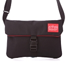 美國Manhattan Portage。瓊斯肩背包MP1090-BLK(黑)