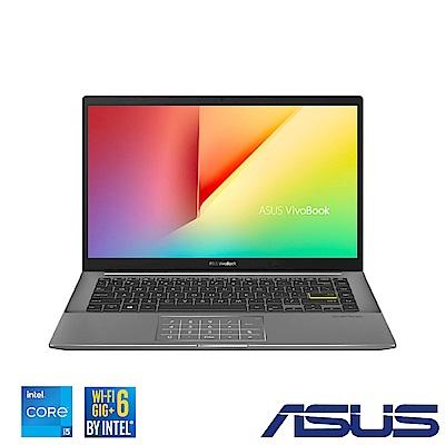 ASUS S433EA 14吋筆電  (i5-1135G7/16G/512GB SSD/VivoBook S14/搖滾黑)
