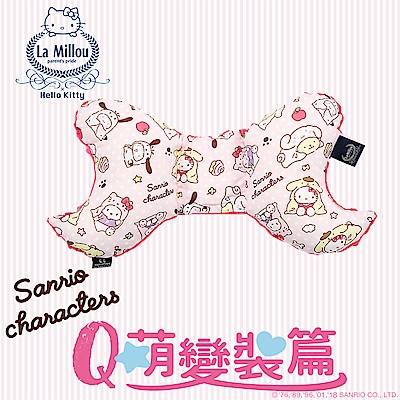 La Millou 天使枕_  Sanrio Characters Kitty Q萌變裝篇