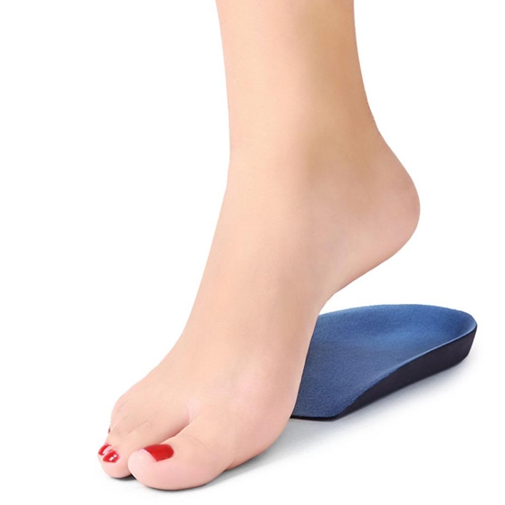 JHS杰恆社abe084醫用足弓支撐扁平足美型鞋墊男女O形X型腿後跟墊內外翻八字足弓墊
