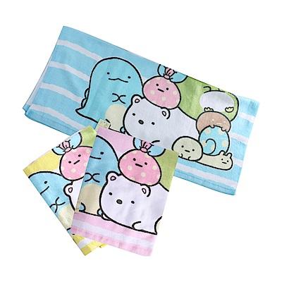 台灣製角落小夥伴大浴巾 c0168 魔法Baby
