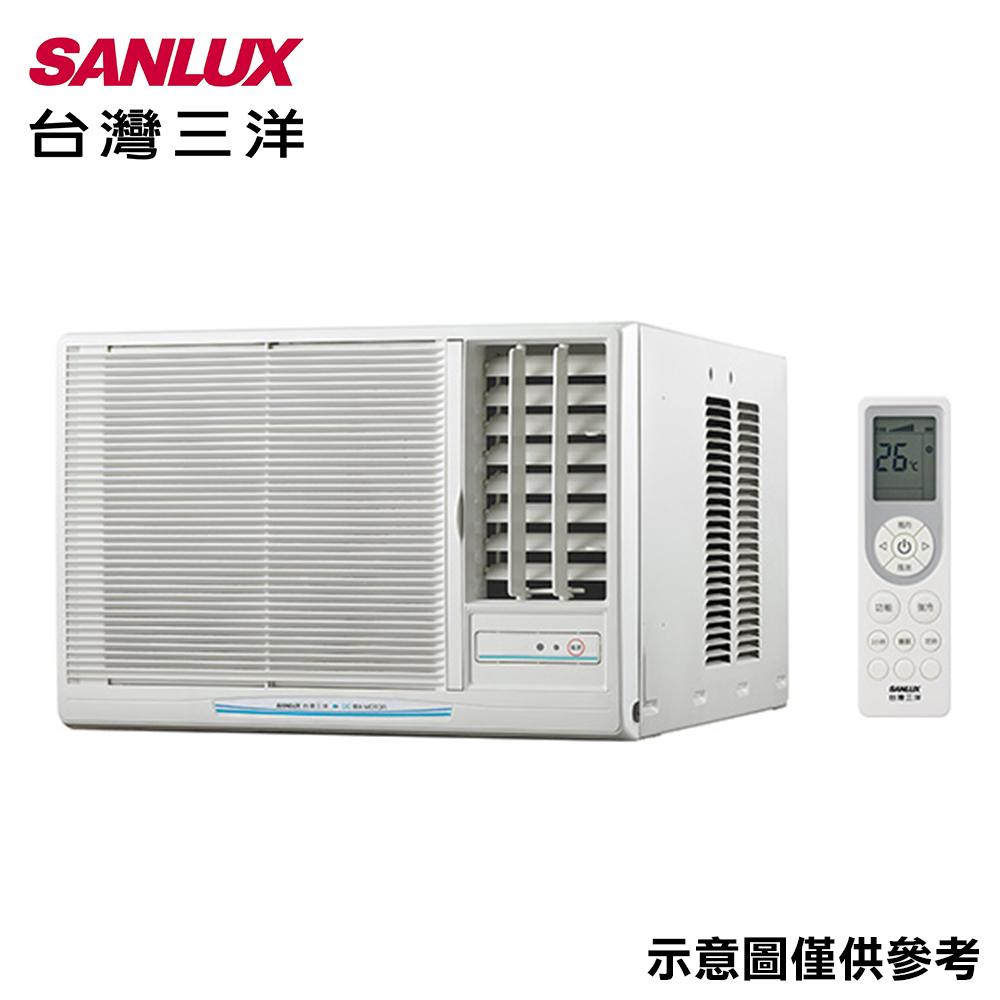 SANLUX三洋 4-6坪窗型右吹冷氣SA-R281FEA