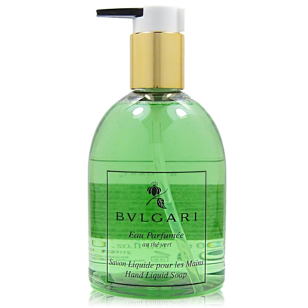BVLGARI寶格麗 洗手皂液(綠)300ml