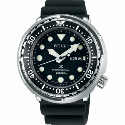 SEIKO PROSPEX Marinemaster 深海鮪魚300米潛水錶(7C46-0AN0U)S23629J1