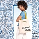 Kipling x Keith Haring 限量聯名系列造型塗鴉大方簡約肩背包-MY KH TOTE product thumbnail 1